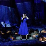 Нина Штемме сыграла героиню Шостаковича с силой и страстью. Фото - Salzburger Festspiele / Thomas Aurin