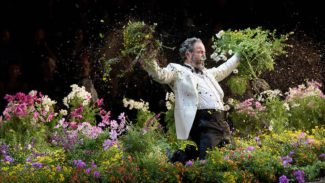 «Лир» Ариберта Раймана в постановке Саймона Стоуна. Фото - Salzburger Festspiele / Thomas Aurin