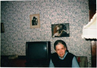 Марина Сабинина. Фото - Александр Селицкий, 1996 год