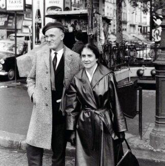 Святослав Рихтер и Нина Дорлиак. Фото - diletant.media