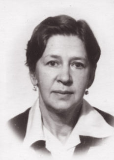 Марина Дмитриевна Сабинина