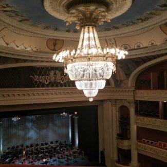 Саратовский театр оперы и балета приглашает на первую общедоступную фотоэкскурсию