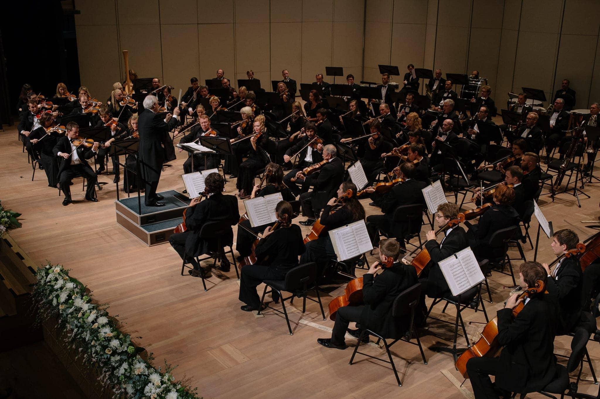 """Симфоническая программа """"Русский сезонов"""" в Японии открылась гастролями оркестра Московской филармонии"""
