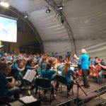 Занятия в Летней школе Гнесинки завершились масштабным гала-концертом