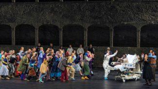 Теодор Курентзис и Питер Селларс показали «Милосердие Тита» в Зальцбурге. Фото - Зальцбургский фестиваль
