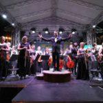 В Минске на очередном концерте «Классики у ратуши» сыграл I, CULTURE Orchestra