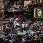 """Воццек"" на Зальцбургском фестивале. Фото - Salzburger Festspiele / Ruth Walz"