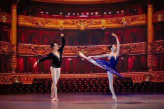 Телевизионная версия гала-концерта звезд мирового балета XVI сезона Международного фестиваля Dance Open