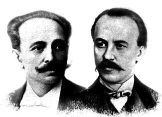 Мариус Петипа и Лев Иванов