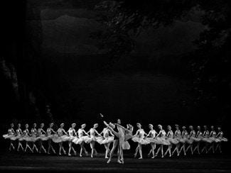 """""""Лебединое озеро"""". Большой театр, 1961 г."""