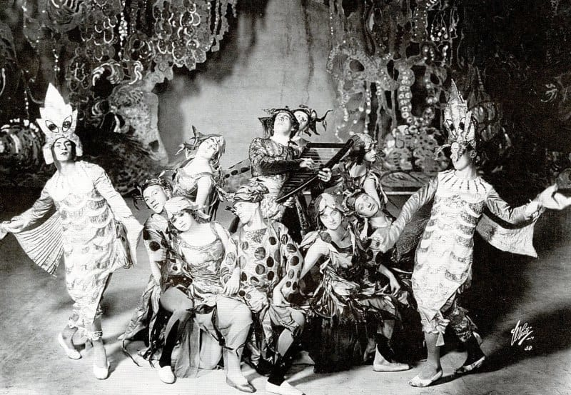 a biography of sergei diaghilev a founder of the ballets russes