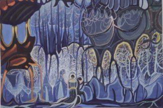 """В. Т. Черноволенко - """"Гимн. (Открытие)"""", 1967 год"""