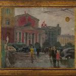 Выставка «Поэтика реализма. Взгляд сквозь время» в Московской консерватории