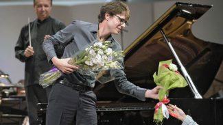Михаил Плетнев и Люка Дебарг открыли Большой фестиваль РНО. Фото - Глеб Щелкунов