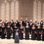 Государственная хоровая капелла Абхазии выступила в Доме музыки