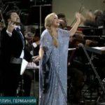 Анна Нетребко и Юсиф Эйвазов дали концерт в Берлине