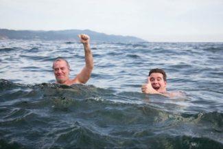 На фестивале Дениса Мацуева все без исключения звёзды окунаются в воды Байкала