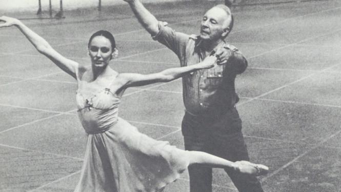 Какая балерина была идеалом Баланчина?