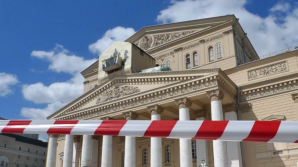 Большой театр. Фото - Сергей Михеев