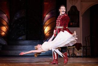 Будапештский театр оперетты и мюзикла представил «Графиню Марицу» Кальмана на гастролях в Израиле