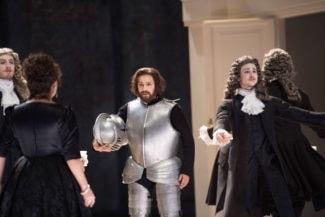 Чечилия Бартоли. Фото - Salzburger Festspiele