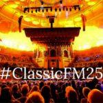 Радиостанция Classic FM отмечает 25-летие