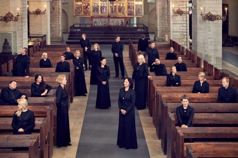 Эстонский филармонический камерный хор