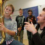 Где и как учат музыке в Германии