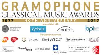 На звездной церемонии Gramophone Classical Music Awards в центре Лондона были представлены специальные награды и призы.