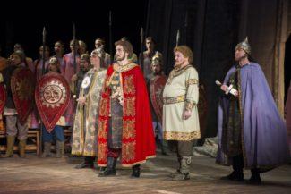 Открытие 83-го театрального сезона в Нижегородском театре