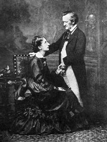 Госпожа Вагнер с мужем