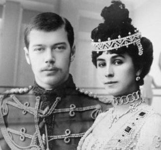 Николай Романов и Матильда Кшесинская. Фото - Wikimedia