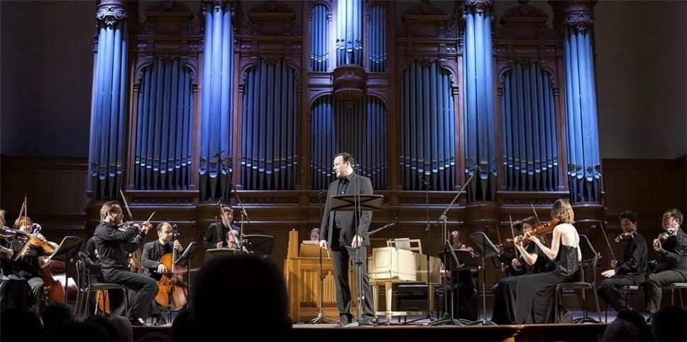 Андреас Шолль и Musica Viva. Фото - Ира Полярная