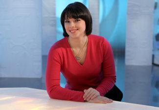Екатерина Мечетина. Фото - Вадим Шульц