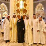 Гарем из мужчин: Анна Нетребко передает привет из Дубаи