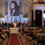 Финалисты XI Международного конкурса молодых оперных певцов Елены Образцовой
