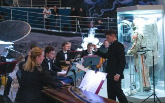Концерт финалистов лаборатории «Открытый космос»