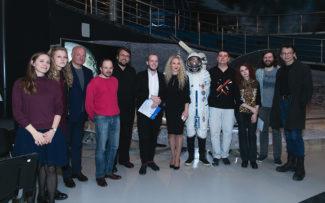 Финалисты лаборатории «Открытый космос»