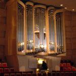 Орган Концертного зала Мариинского театра