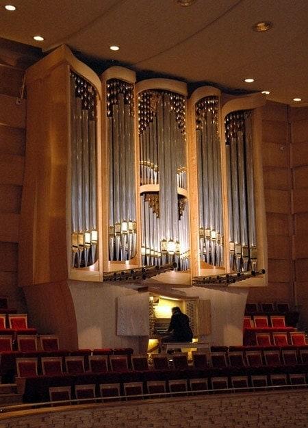 V Международный органный фестиваль в Санкт-Петербурге