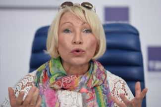 Вера Таривердиева. Фото - РИА Новости