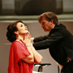 Знаменитое сопрано Ольга Перетятько выступила в Москве