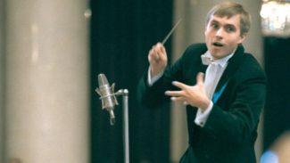 В 2003 году 26-летний Василий Петренко стал лауреатом второй премии на Четвертом международном конкурсе имени Сергея Прокофьева в Санкт-Петербурге. Фото - ТАСС