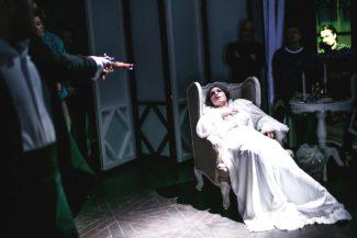 """Променад-опера """"Пиковая дама"""" пройдет в фамильном особняке Гончаровых"""