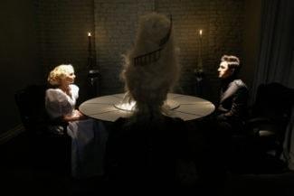 """""""Пиковая дама"""" – опера-променад. Фото - пресс-служба спектакля"""