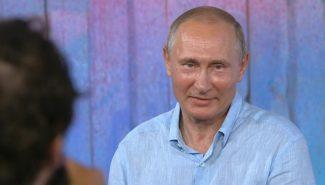 Президент поприветствовал участников конкурса органистов имени Микаэла Таривердиева