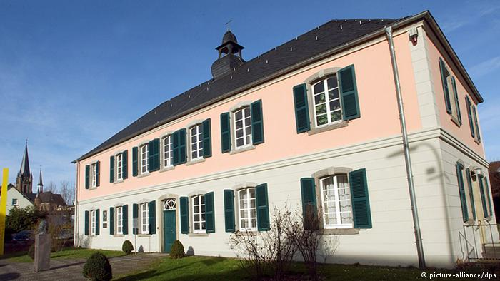 Дом-музей Роберта Шумана в Бонне