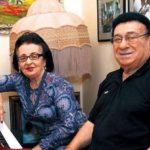 Семья – это навсегда: «неравный» брак Зураба Соткилавы и Элисо Турманидзе длиной в 50 лет