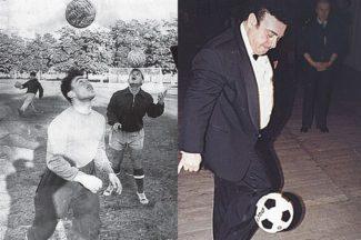 Зураб Соткилава в прошлом профессионально играл в футбол. Фото - www.aif.ru