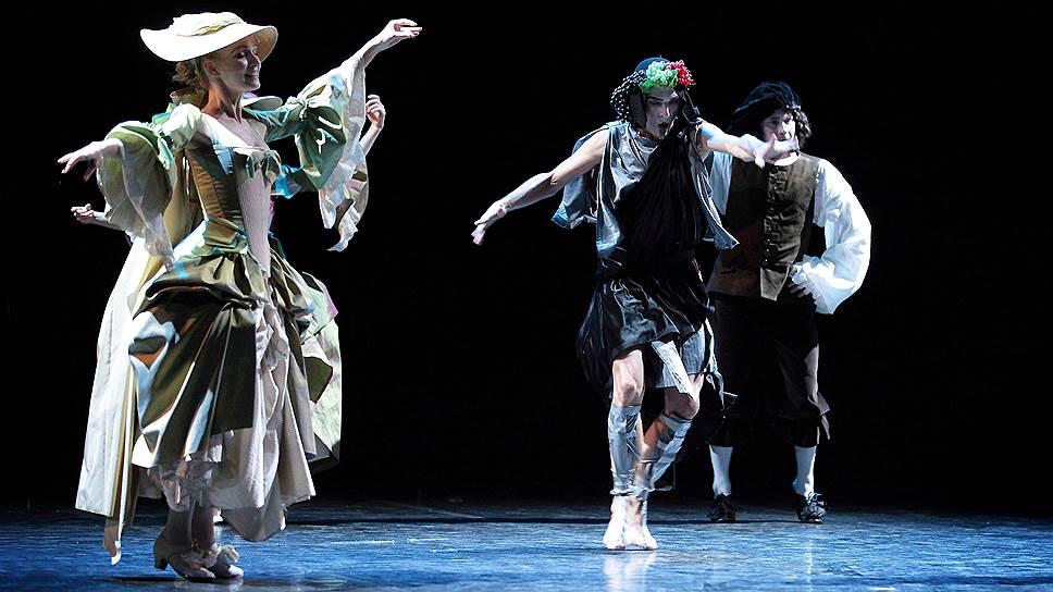 Барочный балет Анджолини